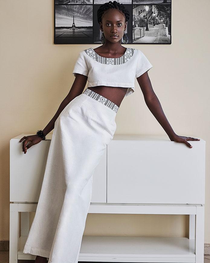 Fatima Skirt